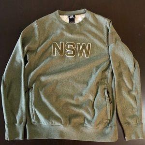 Men's (EUC) Nike NSW crewneck sweater